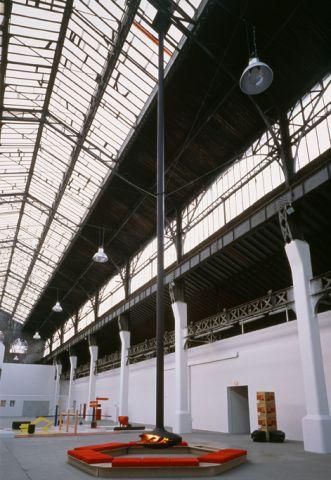 National Centre of Contemporary Art (Grenoble 1997)