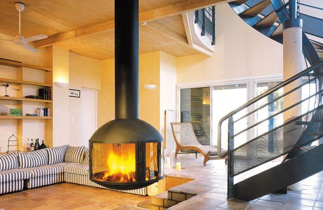 cheminée design AGORAFOCUS 850